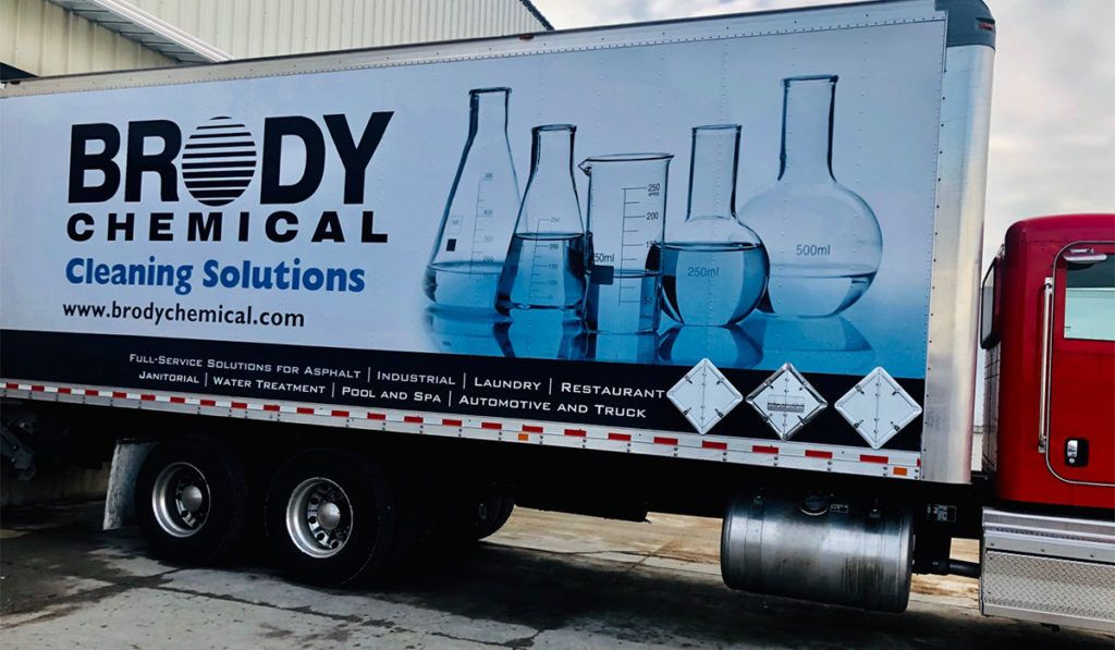 Brody-chemical-Truck
